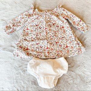 GAP Baby Disney Bambi Dress Bloomer Set 12-18M